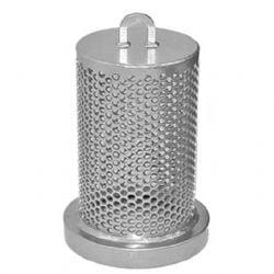 Kochek's NH Chrome Barrel Strainer